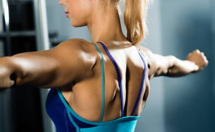 Domácí trénink celého těla pro ženy