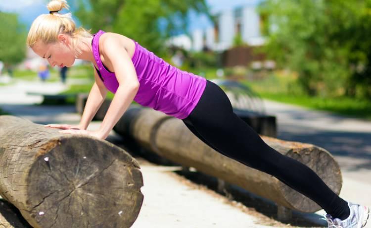 Kalistenika - zábavná a rychlá fitness výzva