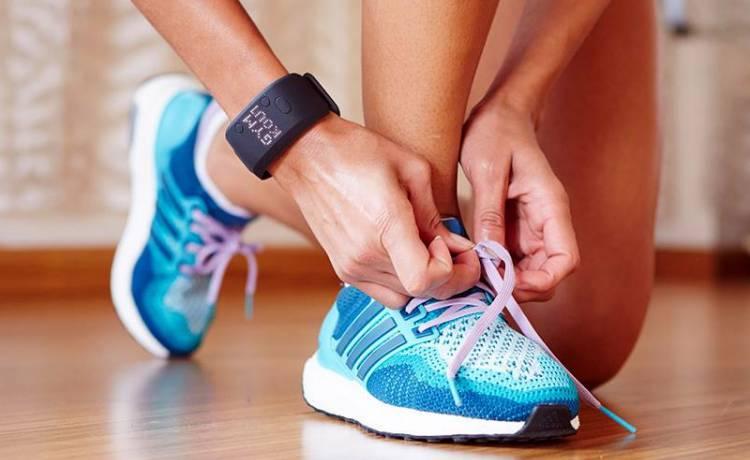 Na cestě k plnění cílů s Adidas miCoach FIT SMART