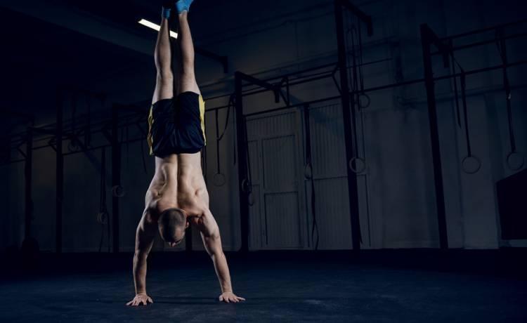 Umění pohybu – část druhá: první trénink