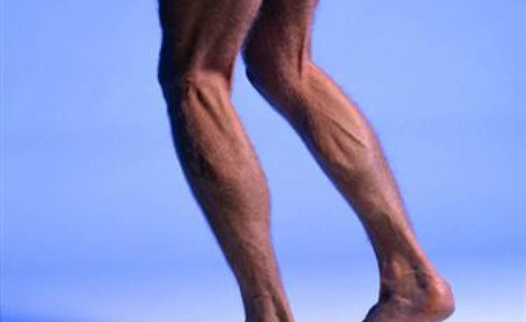 Mrtvý tah s nataženými koleny