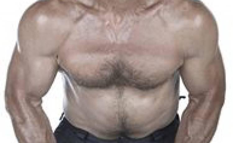 Test svalové síly